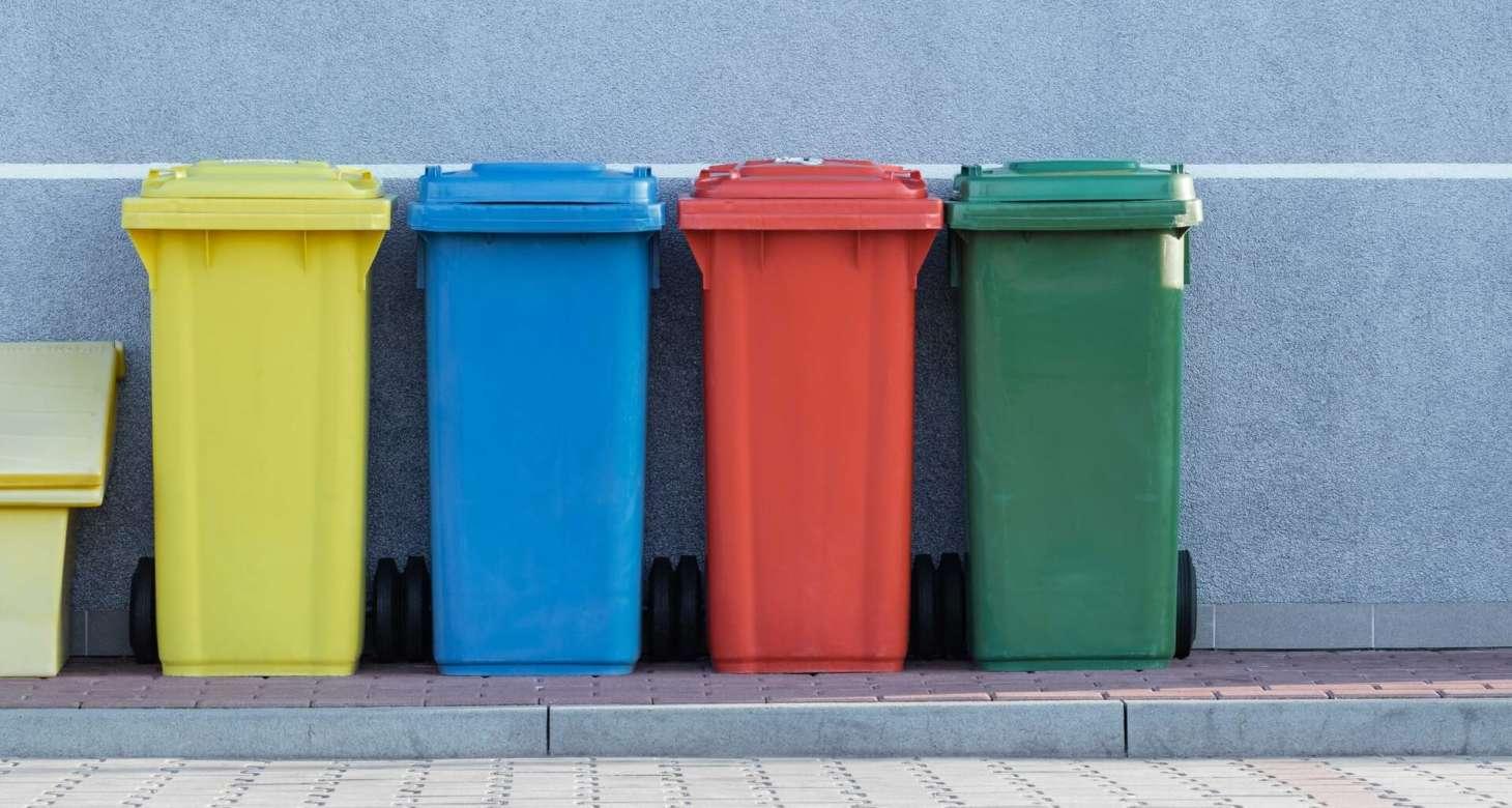 segregacja odpadów we wspólnocie mieszkaniowej